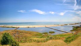 Лиман, мосты, пляж и море