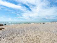 Пляж комплекса «Ясная поляна»