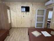 Номер «Люкс» 6-ти местный двухкомнатный в одноэтажном корпусе