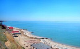 Море и ветряки — Ясная Поляна